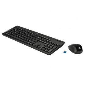 HP Wireless Keyboard + Mouse 200 - Z3Q63AA-AB9