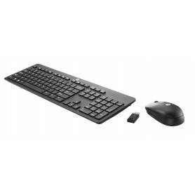 HP KIT - Wireless Business Slim Keyboard and Mouse - N3R88AA-AB9
